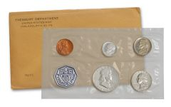 1962 U.S. Proof Set Sealed