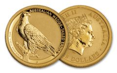 2016 Australia 1/10-oz Gold Wedge-Tailed Eagle