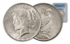 1935-P Peace Dollar PCGS MS64