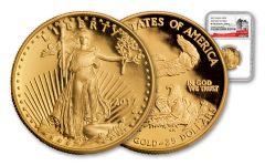 2017-W 25 Dollar 1/2-oz Gold Eagle Proof NGC PF70UCAM FDI 225th Anniversary
