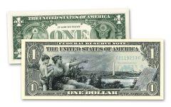 1 Dollar Educational Series Commemorative Note