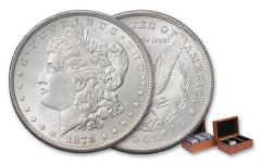 1878-1921 Morgan Silver Dollar NGC/PCGS AU55-MS67 Collection 35pc