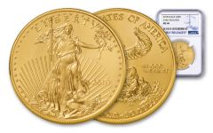 2018 50 Dollar 1-oz Gold Eagle NGC MS69 Early Releases