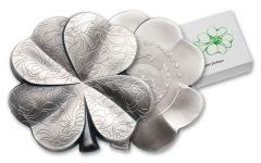 2018 Palau 5 Dollar Silver Fortune Antique Finish