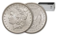 1883-1904-O Morgan Silver Dollar NGC BU Pittman ACT Set 12pc