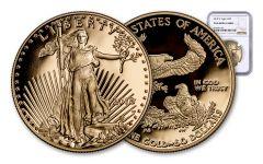 2018-W 50 Dollar 1-oz Gold Eagle NGC PF69UCAM