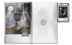 2018 Niue 2 Dollar 35 Gram Silver Foil Star Wars A New Hope Note CGC Mint 10 First Releases