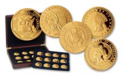 Smithsonian American Classics Collection Proof 24 Piece