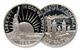 1986-S 50 Cent Statue of Liberty Centennial Proof