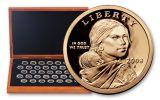 2000-2008 Complete Sacagawea Dollar 35 Piece Set