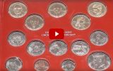 2015 U.S. Mint Coin Set