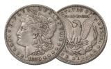 1880-S MORGAN DOLLAR XF