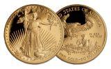 2004 U.S. Gold Eagle PCGS PR70DCAM Moy 4-Pc Set