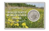 1879-S 1 Dollar Morgan Ingalls Family BU