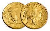 2016 50 Dollar 1-oz Gold Buffalo BU