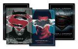 2016 Canada 25 Cent Silver Batman vs. Superman Lenticular Specimen