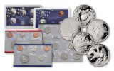 1999 2 Piece U.S. Proof Set and U.S. Mint Set