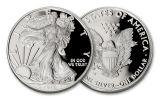 2017 1 Dollar 1-oz Silver Eagle Proof Proof