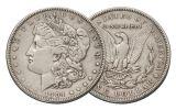 1904-P Morgan Silver Dollar VF