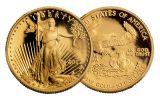 2017-W 10 Dollar 1/4-oz Gold Eagle Proof