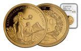 2017 Switzerland 500 Franc 1/2-oz Gold Shooting Thaler NGC PF70UCAM