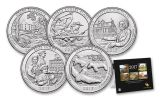 2017 ATB Quarters Uncirculated Coin Set