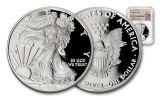 2017-W 1 Dollar 1-oz Silver Eagle Proof NGC PF70UCAM Weinman Label