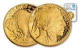 2017-W 50 Dollar 1-oz Gold Buffalo Proof NGC PF69UCAM FDI