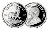 2017 South Africa 1-oz Silver Krugerrand Proof