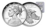 2017-P 1oz Silver American Liberty PCGS PR69 DC FS 225