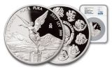 2017 Mexico 5-oz Silver Libertad NGC PF70UCAM First Releases