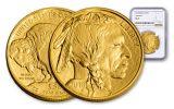 2018 50 Dollar 1-oz Gold Buffalo NGC MS70