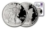 2018-W 1 Dollar 1-oz Silver Eagle NGC PF70UCAM First Releases Jones Signed