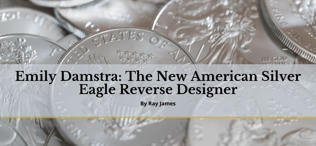 Emily Damstra: The New Silver Eagle Reverse Designer