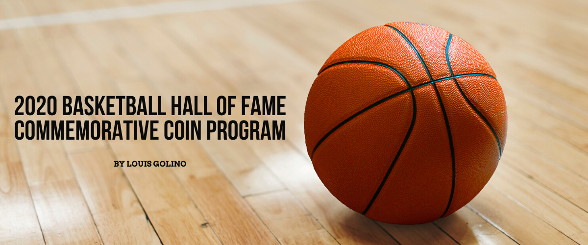 2020 Basketball Hall of Fame Commemorative Coin Program