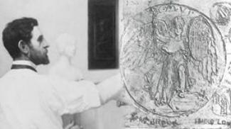 The Lost Saint-Gaudens Masterpiece: The Winged Liberty