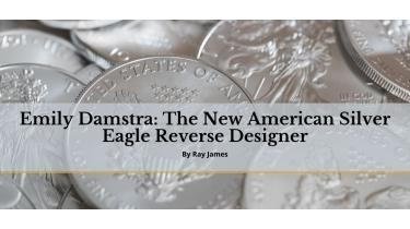 Emily Damstra: The New Silver Eagle Reverse Designer
