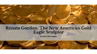 Renata Gordon: The New American Gold Eagle Sculptor