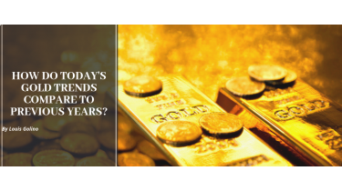 How Do Today's Gold Trends Compare to Previous Years?