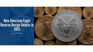 New American Eagle Design To Debut in 2021