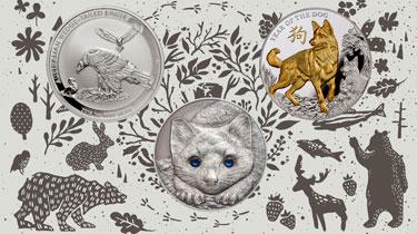 The Use of Animals in Ancient and Modern Coins