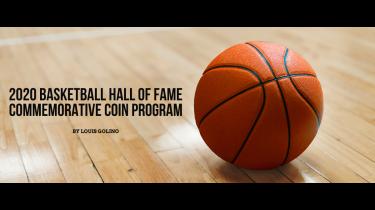 2020 Basketball Hall of Fame Commemorative Coin Program