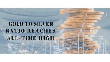 Gold to Silver Ratio Reaches All-time High