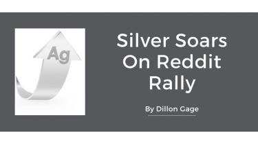 Silver Soars on Reddit Rally