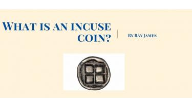 What is an Incuse Coin?