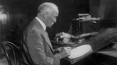 George T. Morgan Biography