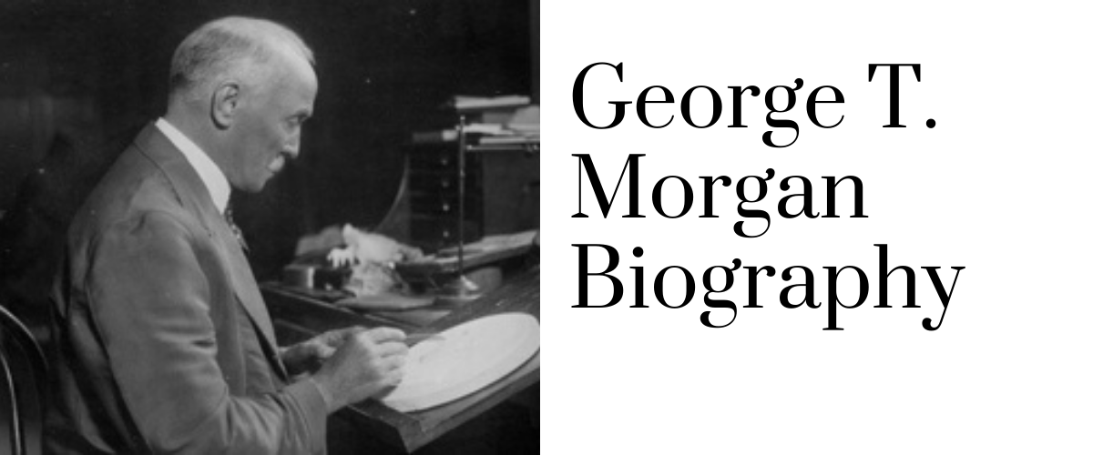 George T. Morgan Biography