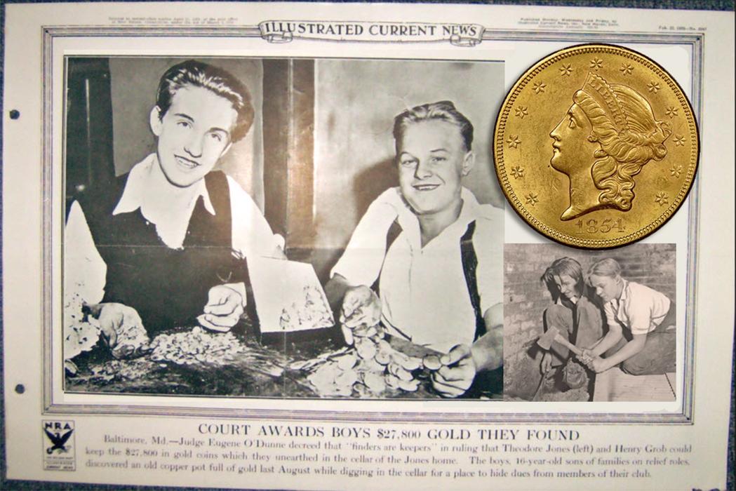 Baltimore Find 1934