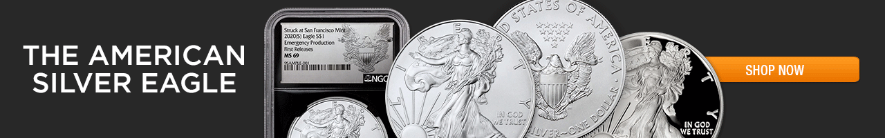 The American Silver Eagle Banner