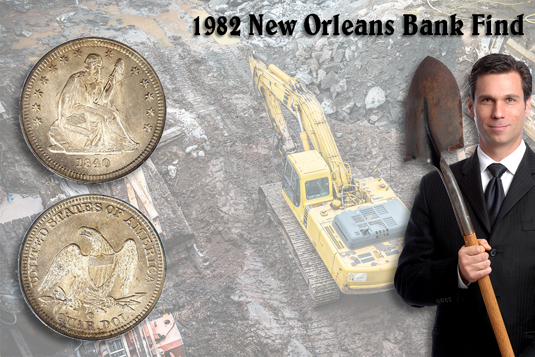 New Orleans Bank Find 1982
